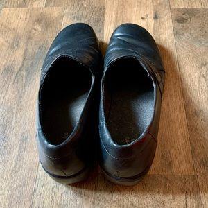 Clarks Channing Essa Black Slip On Loafer 15260
